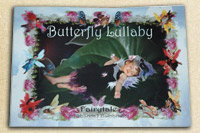 Butterfly Lullaby Book cover